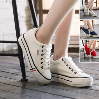 Giày vải nữ SAIKU SKG3322W (Trắng)