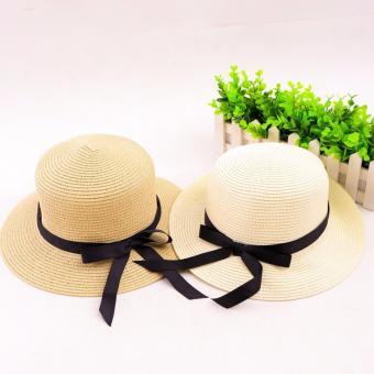 Mũ cói đi biển, đi chơi sành điệu cho bạn nữ