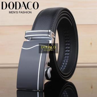 Thắt Lưng Nam DODACO DDC1747 (Bạc)