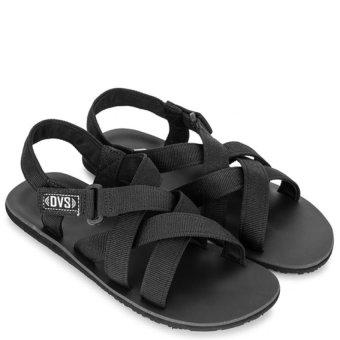 Giày sandal nữ DVS WF128 (Đen)