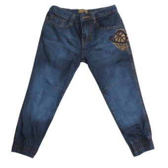 Quần jean dài VTA bé trai – BT60305 (Xanh)