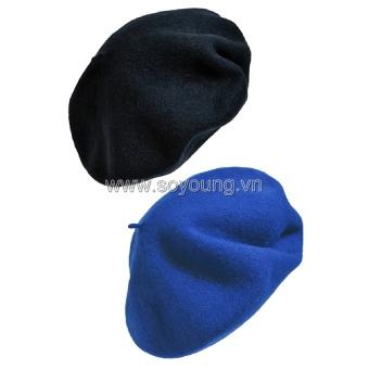 Bộ 2 Mũ Nón Thời Trang Nữ Phong Cách Châu Âu SoYoung 2WM HAT 031 B RB