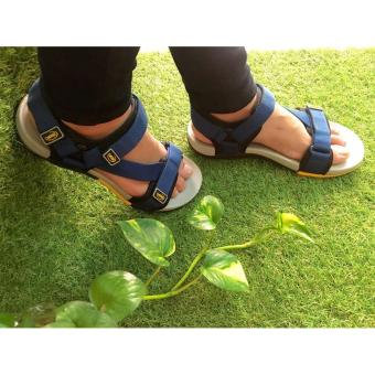 Sandal Vento NV4538 (Xanh đen)