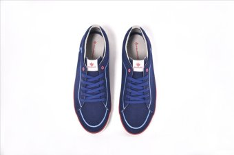 Giày nam thời trang ANANAS 20133 (Xanh đen)
