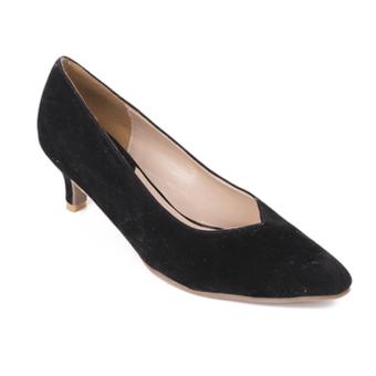 Giày cao gót công sở Dolly & Polly DL400 Dl400 (Đen)