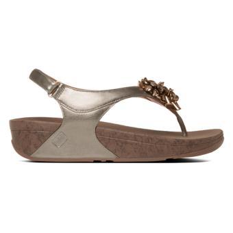 Giày Fitflop Blossom II Sandal (Đồng)