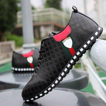 Giày Nam Casual Thời Trang Zapas - GC050 (Màu Đen)