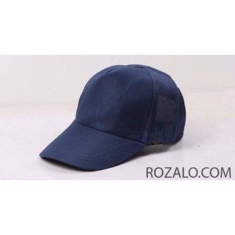 Mũ lưỡi trai Rozalo RM4940 - Xanh Đen