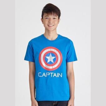 Áo Thun Nam Marvel Mcts-M011
