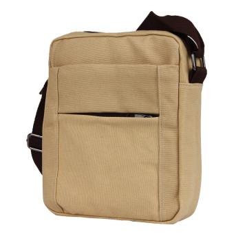 Men's Shoulder Bag Beige