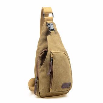 Túi đeo chéo vai nam (Nâu)