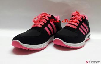Giày thể thao nữ thời trang mới(Đen)