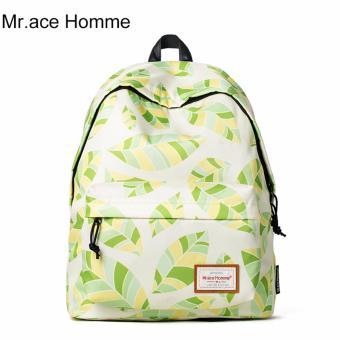 Balo Thời Trang Mr.ace Homme MR15C0166E01 / Xanh lá