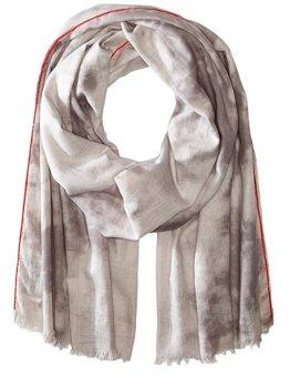 Khăn choàng nữ Steve Madden Women's Tye Dye Denim Wrap (Mỹ)
