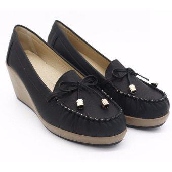 Giày Búp Bê Đế Xuồng Pierre Cardin B062 – BLACK