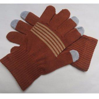 Găng tay cotton cảm ứng CC0011