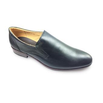 Giày tây xỏ đế da