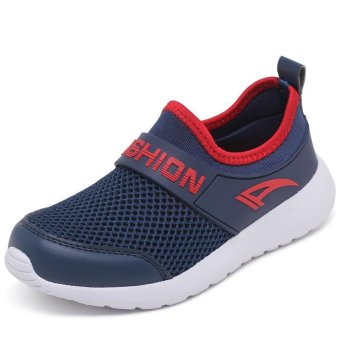 Size 28-39 Children's Fashion Shoes Sports Shoes Breathable Casual Shoes Walking Shoes Sneakers Slip On - intl