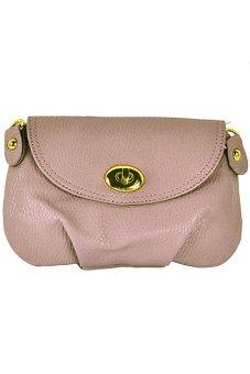 Bluelans Womens Satchel Cross Body Purse Totes Shoulder Handbag Pink (Intl)