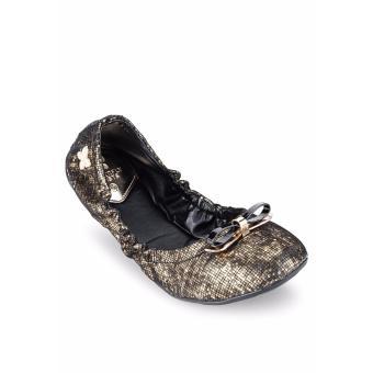 Giày Búp Bê Butterfly Twists Caroline (Bt06002-010) Vàng