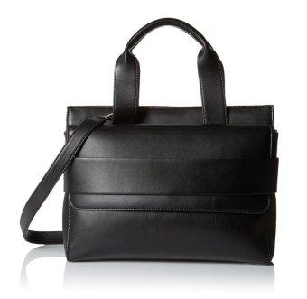 Túi xách tay đen cao cấp nữ Steve Madden Bmodd Mini Satchel Bag (Mỹ)