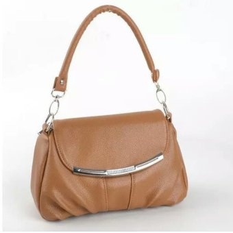 Túi nữ da cao cấp TL5953-7 (Nâu)