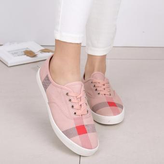 Giày vải nữ Lucky Lk202