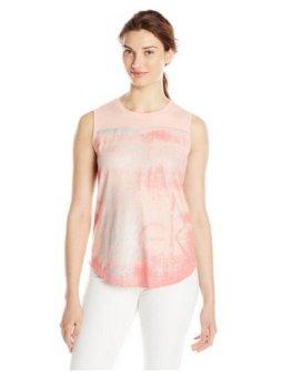 Áo thun không tay nữ Calvin Klein Jeans Women's Textured Tee (Mỹ)