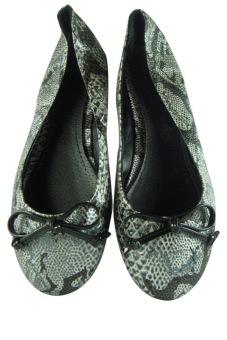Giày đế bệt nơ dây Dolly&Polly DL01-06