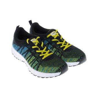 Giày thể thao cao cấp Biti's HUNTER LITEKNIT SUMMER VIBES DSM062633XMN (Xanh mi nơ)