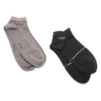 Bộ 2 đôi vớ nam ngắn VIC 2014