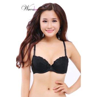 Áo ngực mút mỏng Wannabe AN16H (Đen)