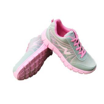 Giày Sneaker Siêu Nhẹ CL17(Hồng)
