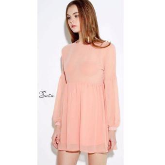 Đầm suông nữ tính Xavia Clothes Susu