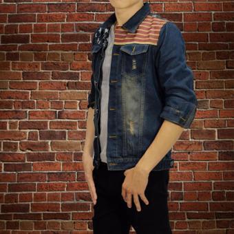 áo jean nam USA a2