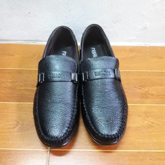 Giày lười thời trang da thật Madaz0077