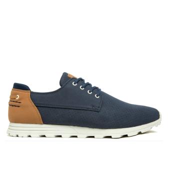 Giày Sneaker nam Clae Morgan (Cla01301) (Xanh Navy)