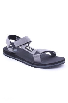 Giày sandals nam DVS MF123 (Xám)
