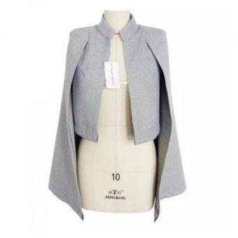 Áo khoác thời trang Mushroom Lee JAC001 (Xám)