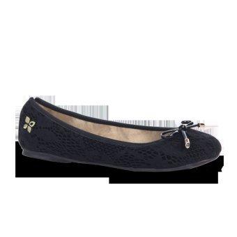 Giày Búp Bê Butterfly Twists Sasha (Bt01023-001) Đen