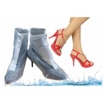 Bao Giày Đi Mưa Chống Nước có thể xếp gọn dùng cho Giày Cao Gót Livi 26