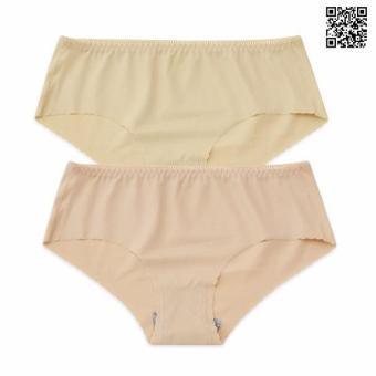 Bộ 10 quần lót không viền may trơn Plain Seamless Panties Set