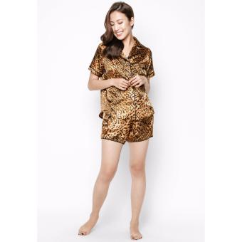 Pyjama Lụa Cao cấp CLOUD_HN39