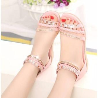 Giày Sandal kết đá xinh xắn Endy - LN223