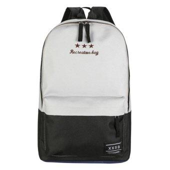 Women Polyester Fiber Backpack Children School Backpack Girls Laptop Trave - intl