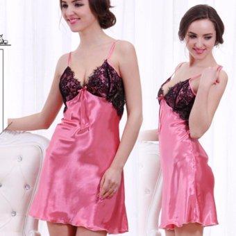 Đầm Ngủ Hai Day Phi Bóng Ngực Ren Nhẹ Nhàng 103