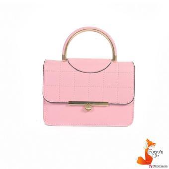 Túi xách nữ thời trang Foxy TX-1650-Hồng