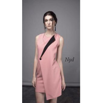 Đầm suông đơn giản Xavia Clothes Nyd