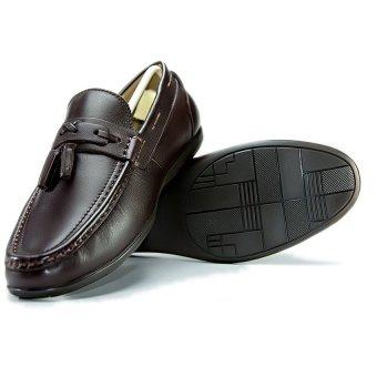 Giày thời trang Prazenta GP161 (Nâu)