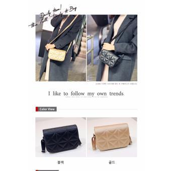 Túi đeo thời trang Hàn Quốc (Đen)